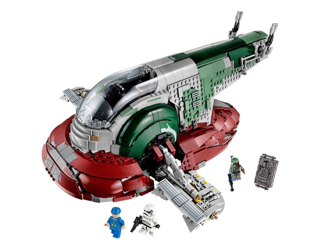 LEGO Set 75060-1 Slave I (LEGO - Model)