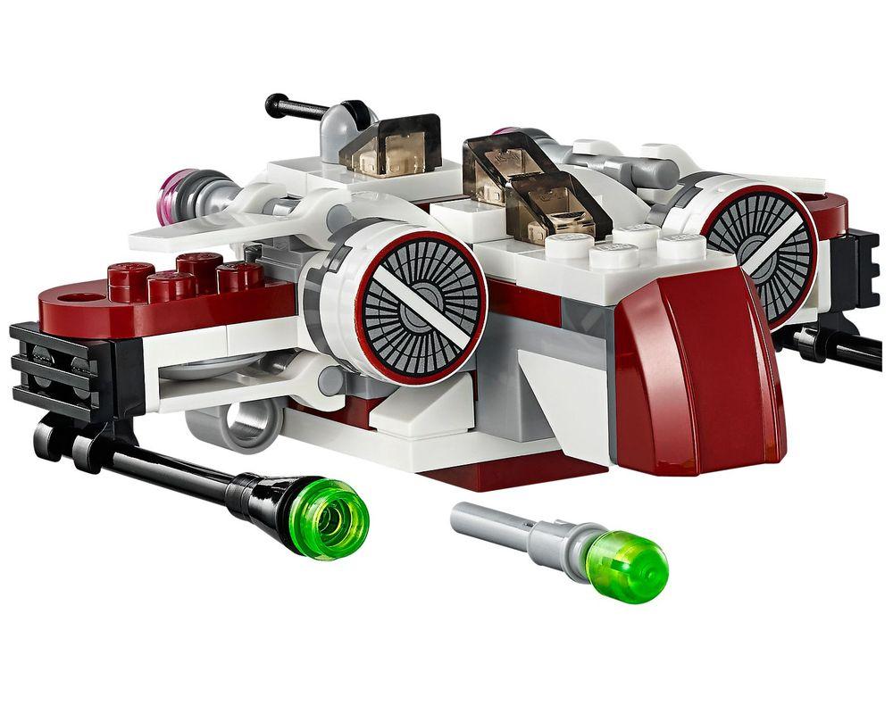 LEGO Set 75072-1 ARC-170 Starfighter