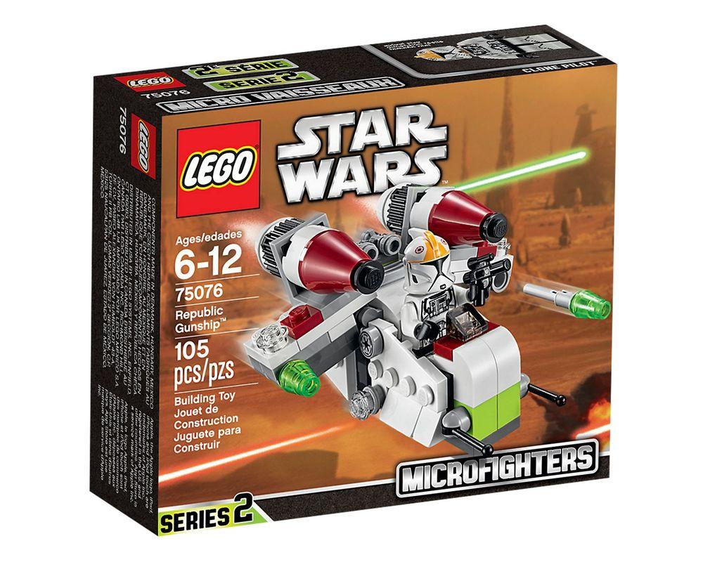 LEGO Set 75076-1 Republic Gunship
