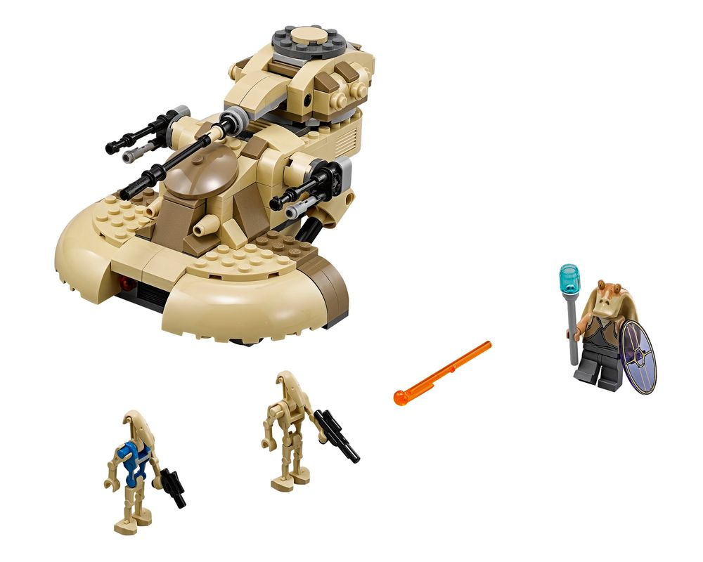 LEGO Set 75080-1 AAT (Model - A-Model)