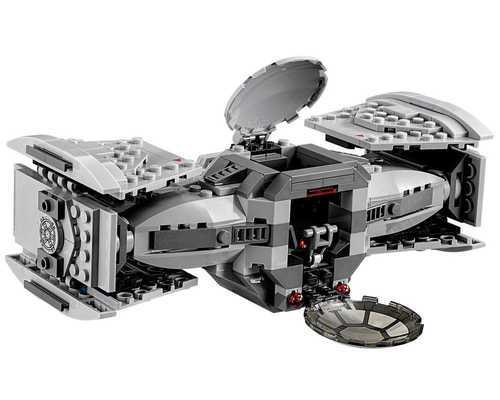 LEGO Set 75082-1 TIE Advanced Prototype
