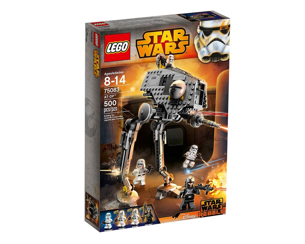 LEGO Set 75083-1 AT-DP