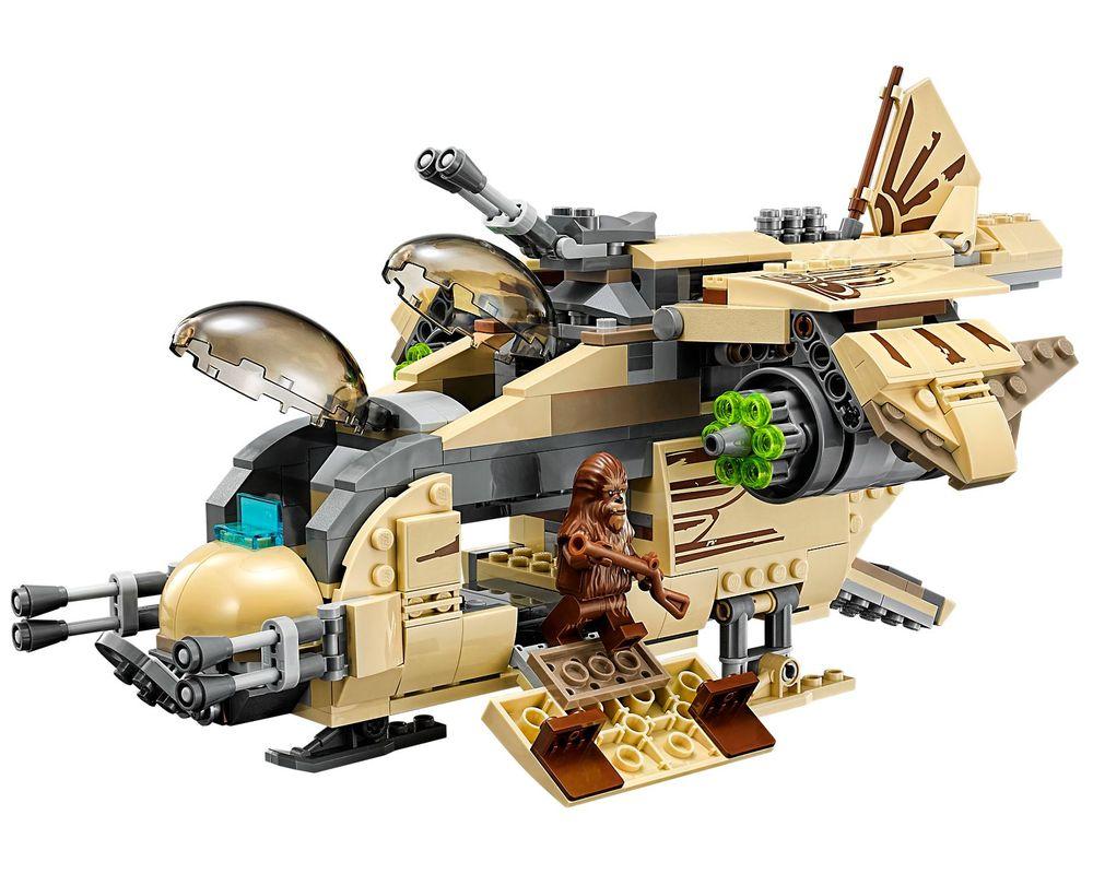 LEGO Set 75084-1 Wookiee Gunship