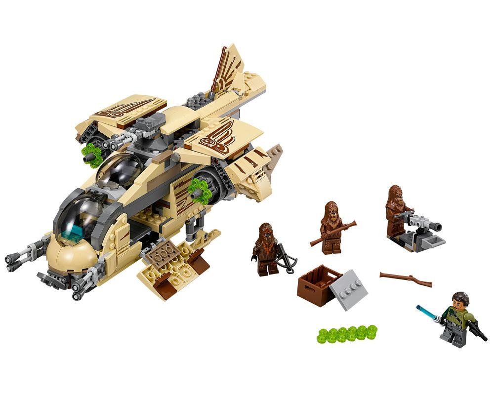LEGO Set 75084-1 Wookiee Gunship (LEGO - Model)