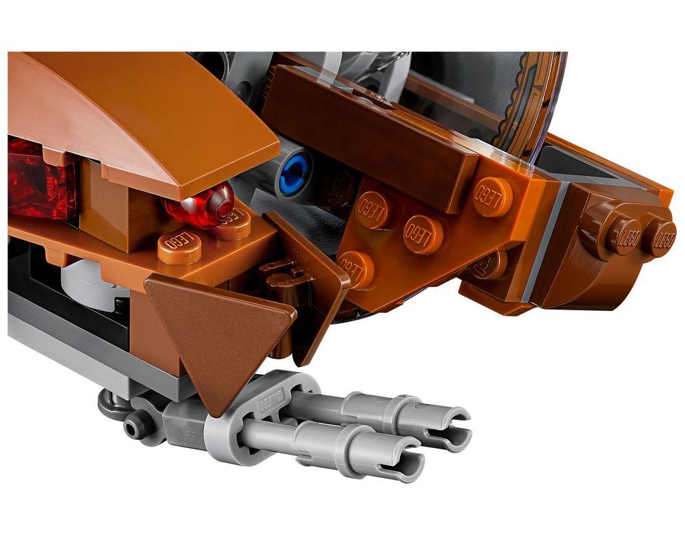 LEGO Set 75085-1 Hailfire Droid
