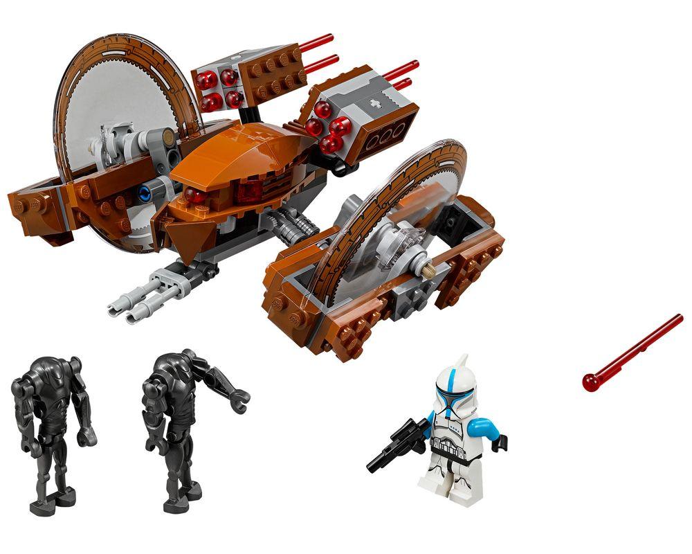 LEGO Set 75085-1 Hailfire Droid (Model - A-Model)