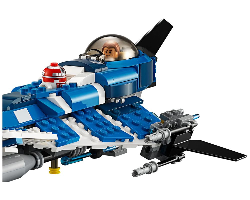 LEGO Set 75087-1 Anakin's Custom Jedi Starfighter