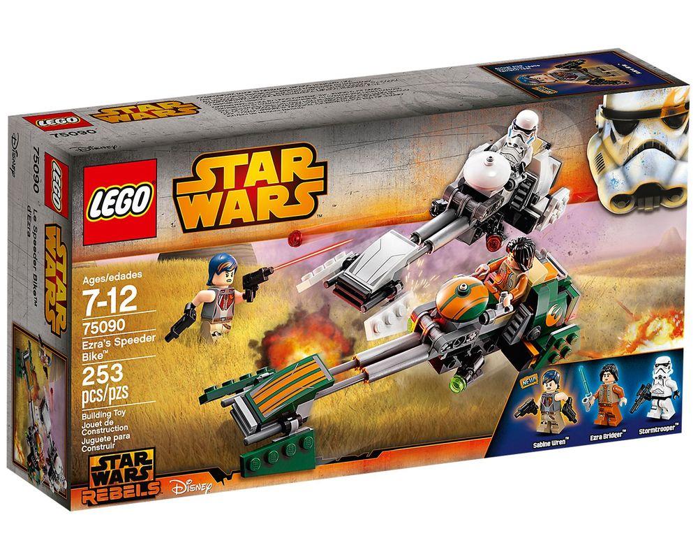 LEGO Set 75090-1 Ezra's Speeder Bike