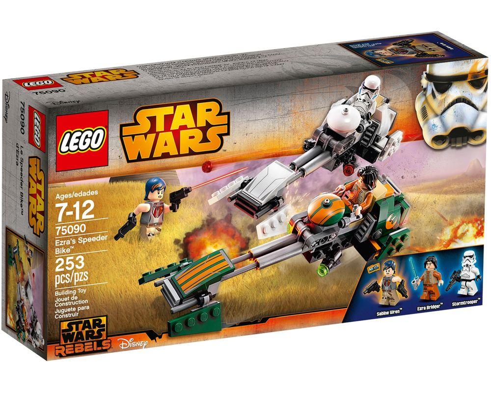 LEGO Set 75090-2 Ezra's Speeder Bike (Model - A-Model)