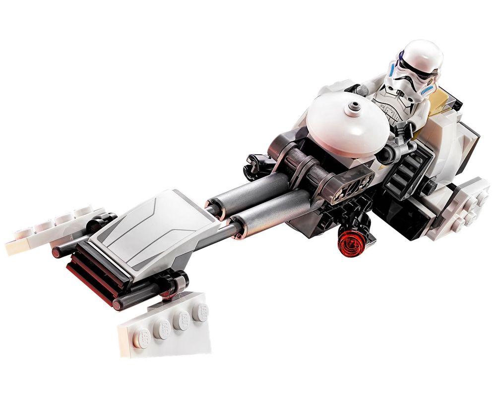 LEGO Set 75090-2 Ezra's Speeder Bike