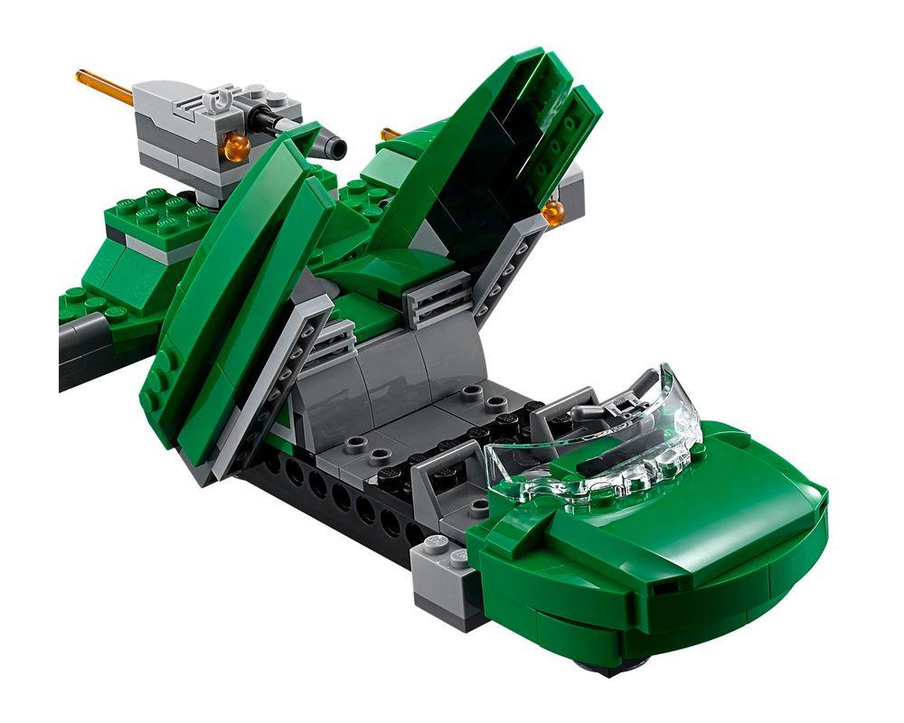 LEGO Set 75091-1 Flash Speeder