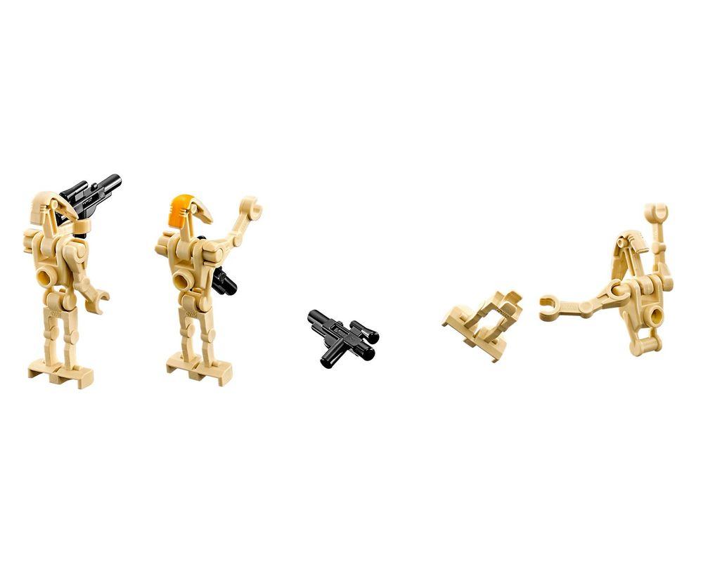 LEGO Set 75092-1 Naboo Starfighter