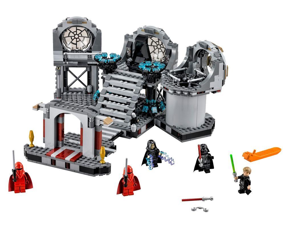 LEGO Set 75093-1 Death Star Final Duel (Model - A-Model)