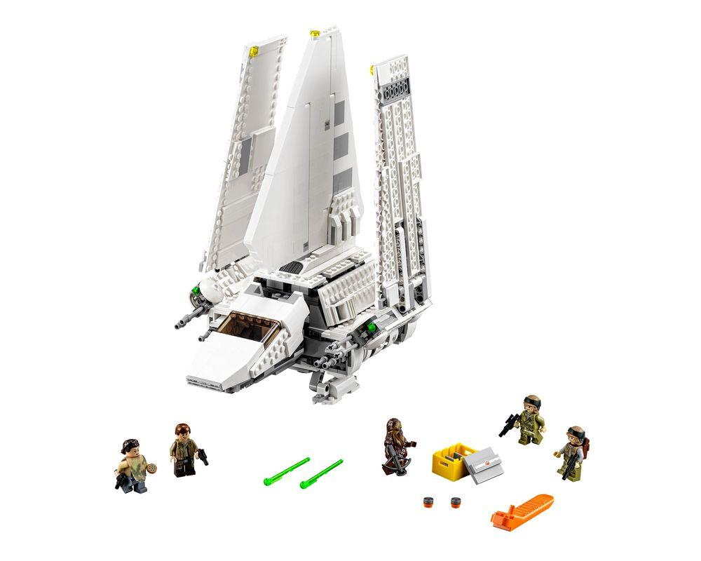 LEGO Set 75094-1 Imperial Shuttle Tydirium (LEGO - Model)