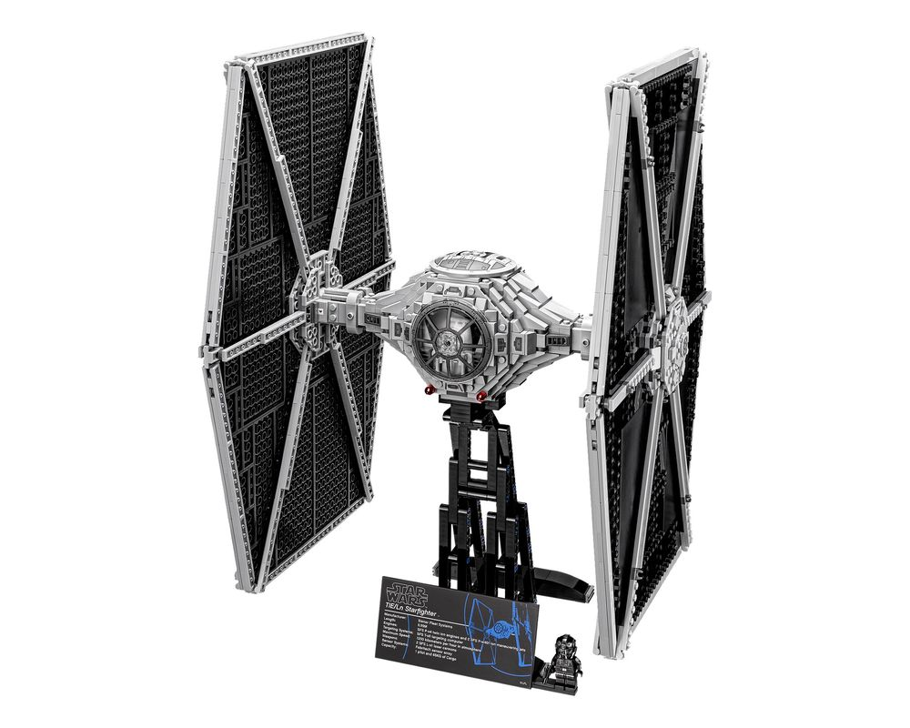 LEGO Set 75095-1 UCS TIE Fighter (Model - A-Model)