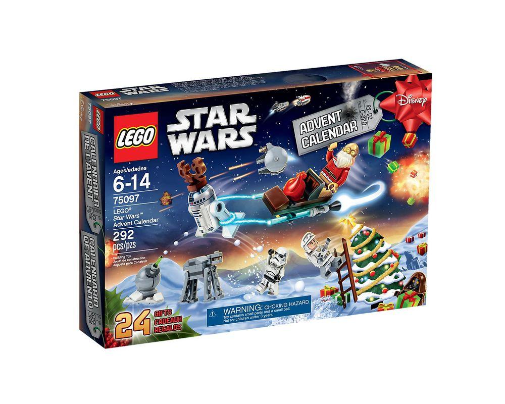 LEGO Set 75097-1 Star Wars Advent Calendar