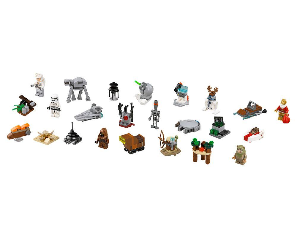 LEGO Set 75097-1 Star Wars Advent Calendar (LEGO - Model)