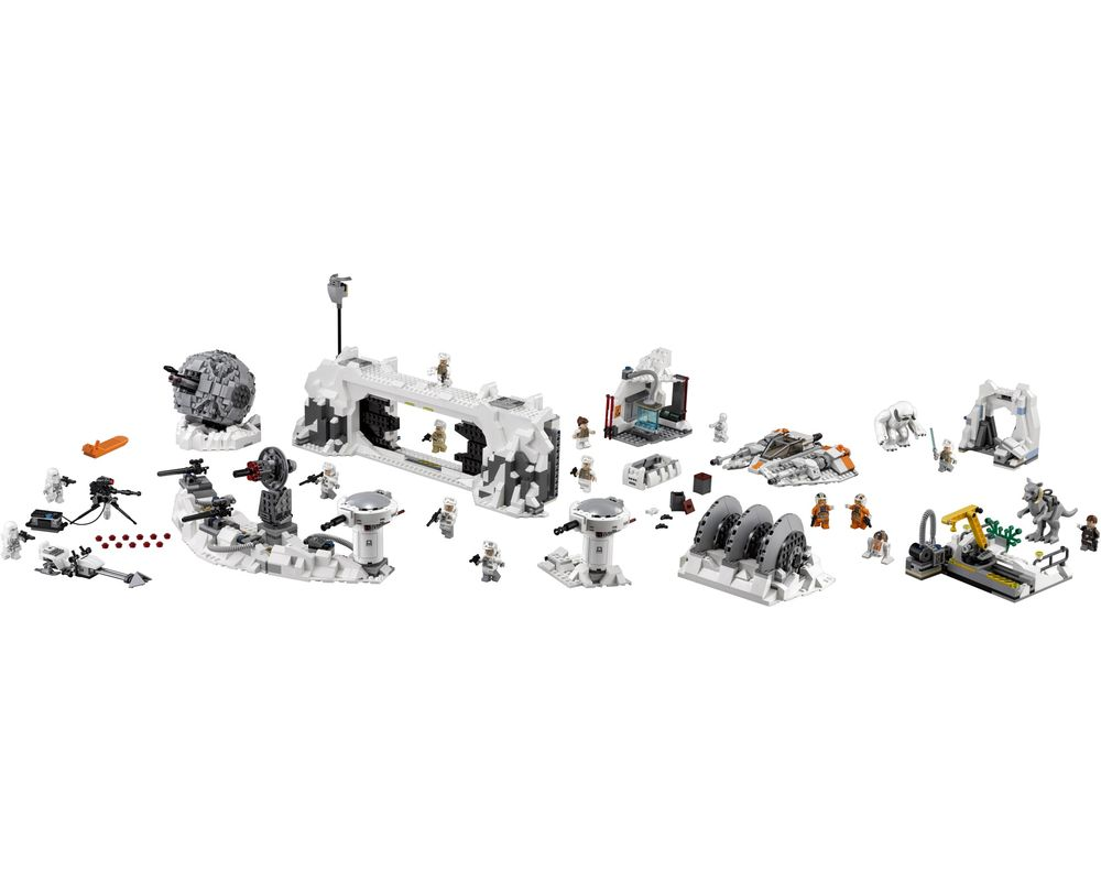 LEGO Set 75098-1 Assault on Hoth (Model - A-Model)