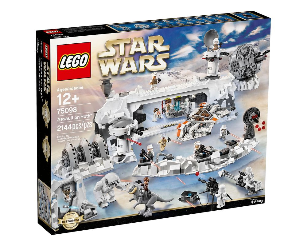LEGO Set 75098-1 Assault on Hoth