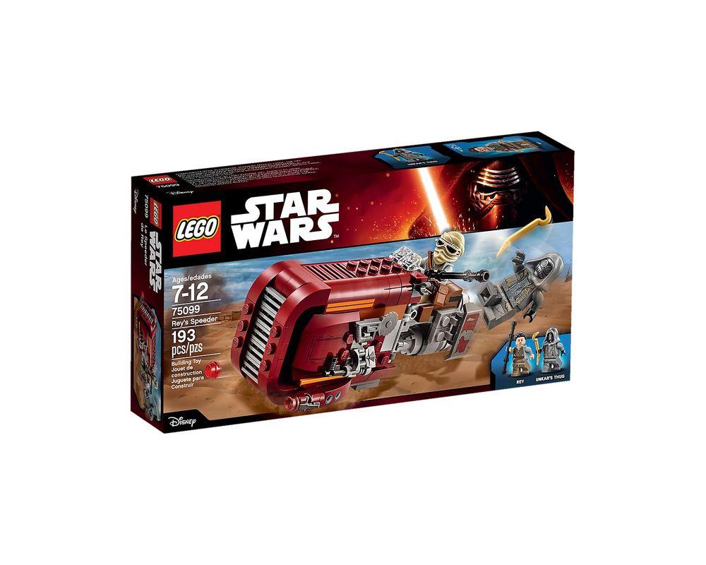 LEGO Set 75099-1 Rey's Speeder