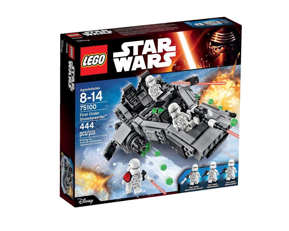 LEGO Set 75100-1 First Order Snowspeeder