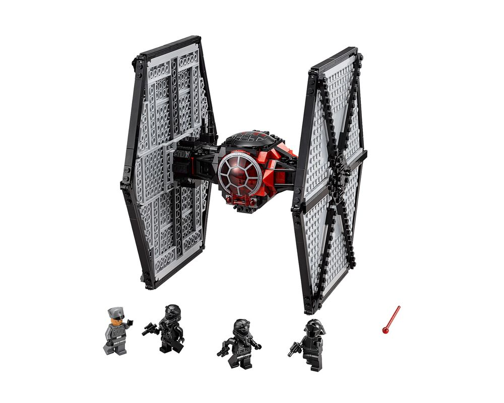 LEGO Set 75101-1 First Order Special Forces TIE Fighter (LEGO - Model)