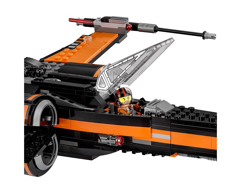 LEGO Set 75102-1 Poe's X-Wing Fighter