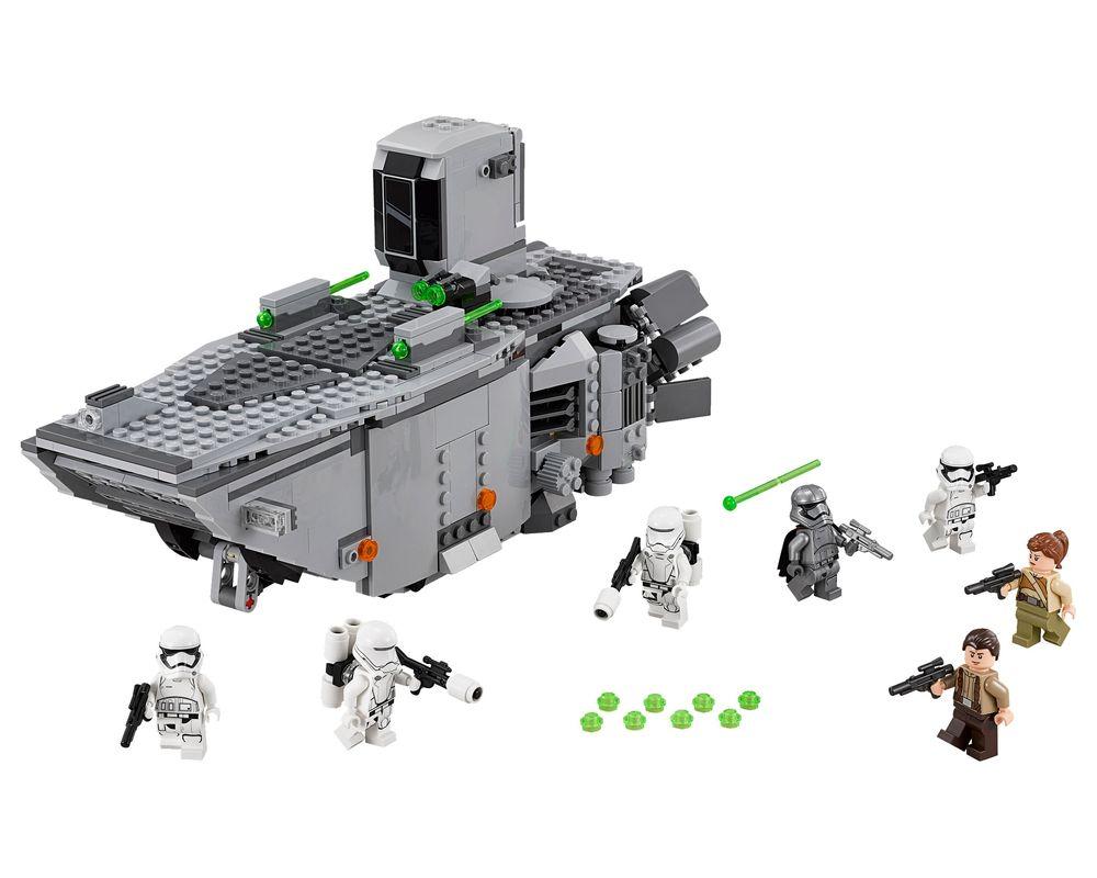 LEGO Set 75103-1 First Order Transporter (Model - A-Model)