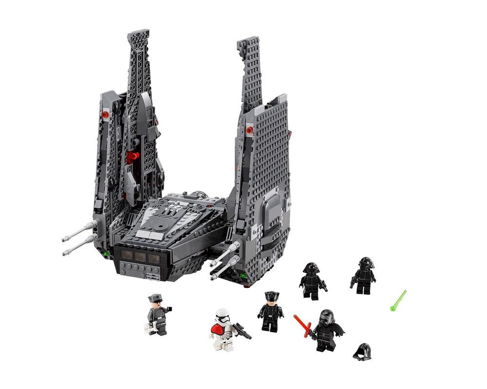 LEGO Set 75104-1 Kylo Ren's Command Shuttle (LEGO - Model)