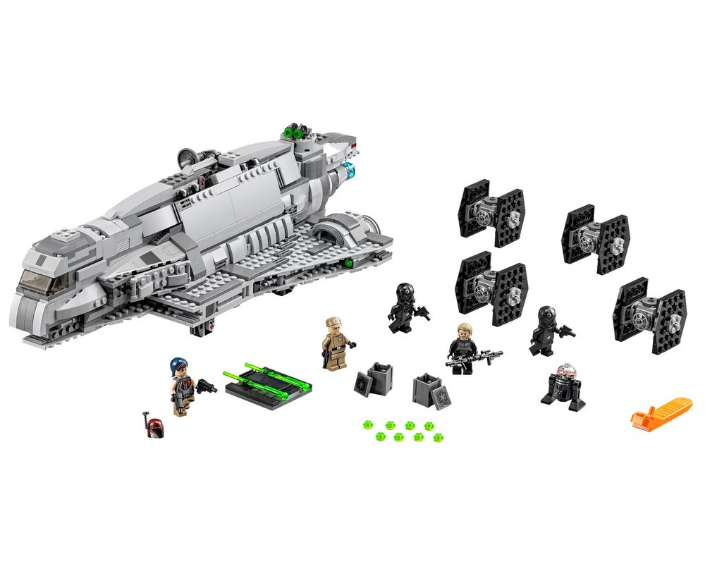 LEGO Set 75106-1 Imperial Assault Carrier (LEGO - Model)