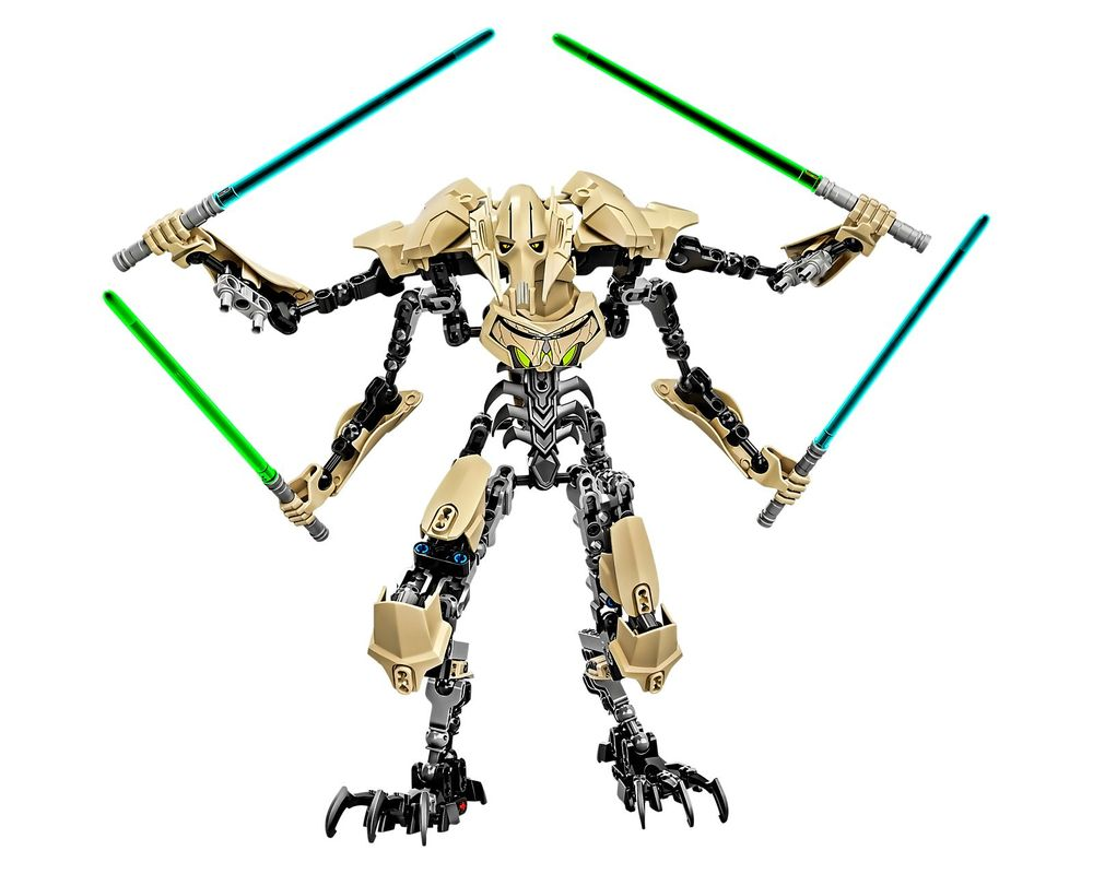 LEGO Set 75112-1 General Grievous
