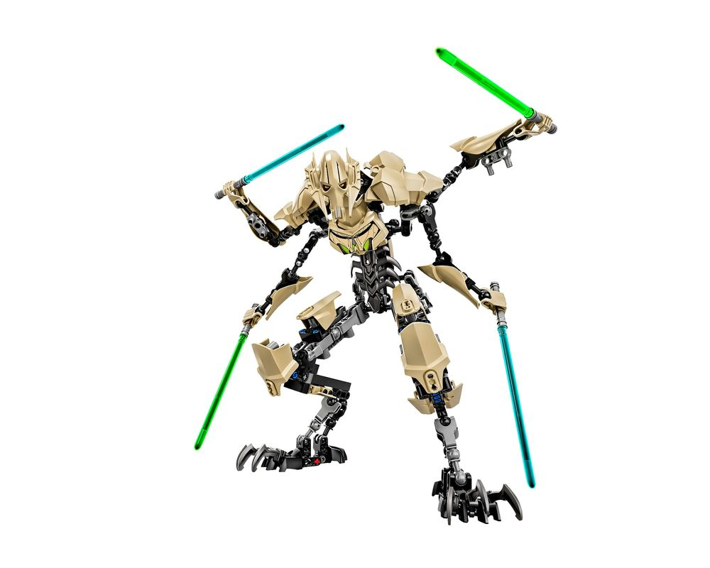 LEGO Set 75112-1 General Grievous (Model - A-Model)