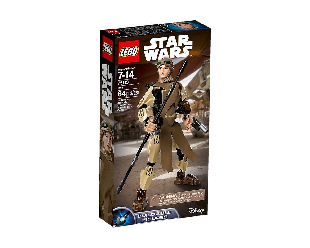 LEGO Set 75113-1 Rey