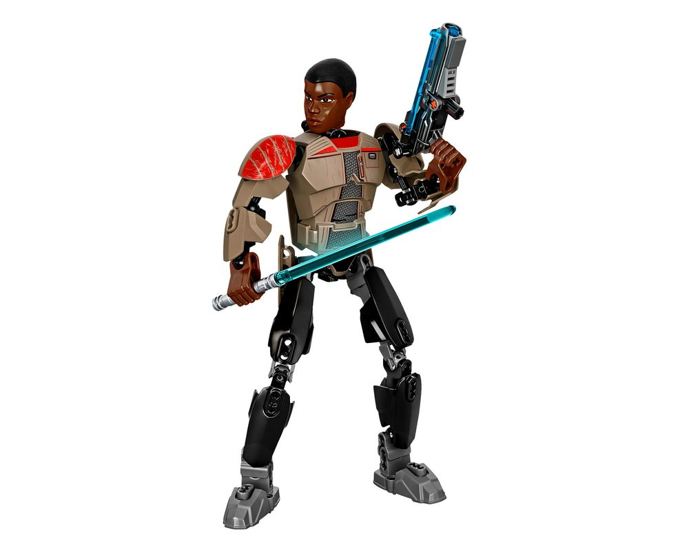 LEGO Set 75116-1 Finn (Model - A-Model)