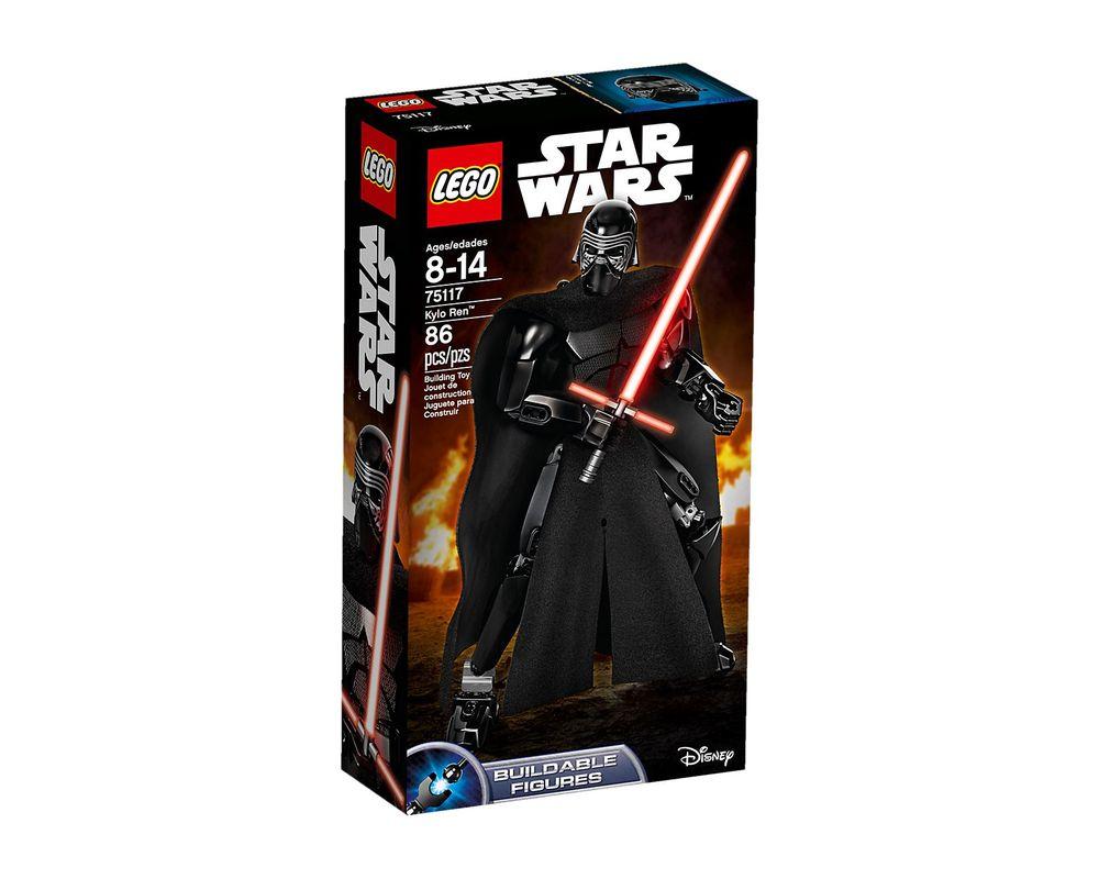 LEGO Set 75117-1 Kylo Ren