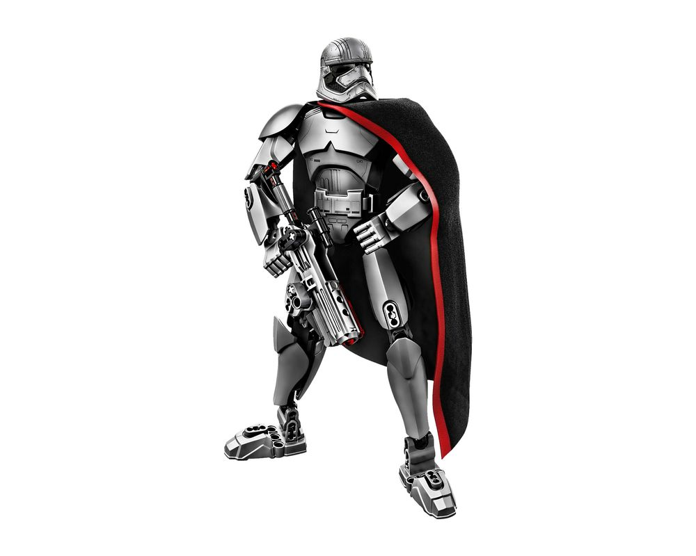 LEGO Set 75118-1 Captain Phasma (LEGO - Model)