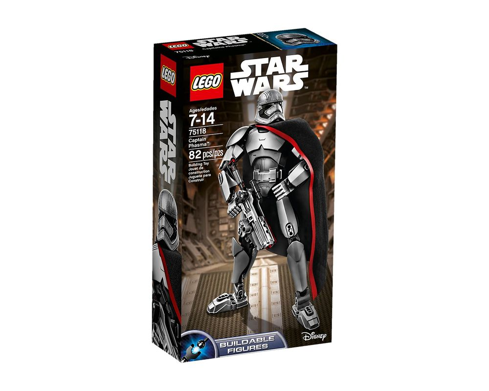 LEGO Set 75118-1 Captain Phasma