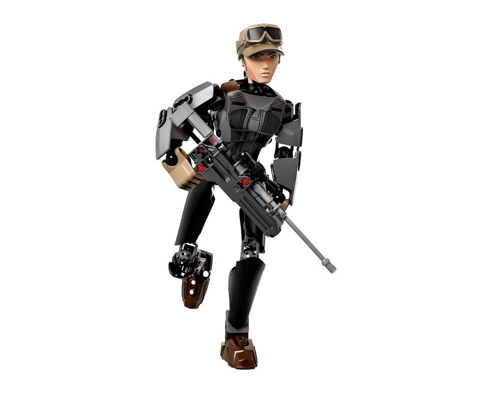 LEGO Set 75119-1 Sergeant Jyn Erso (LEGO - Model)