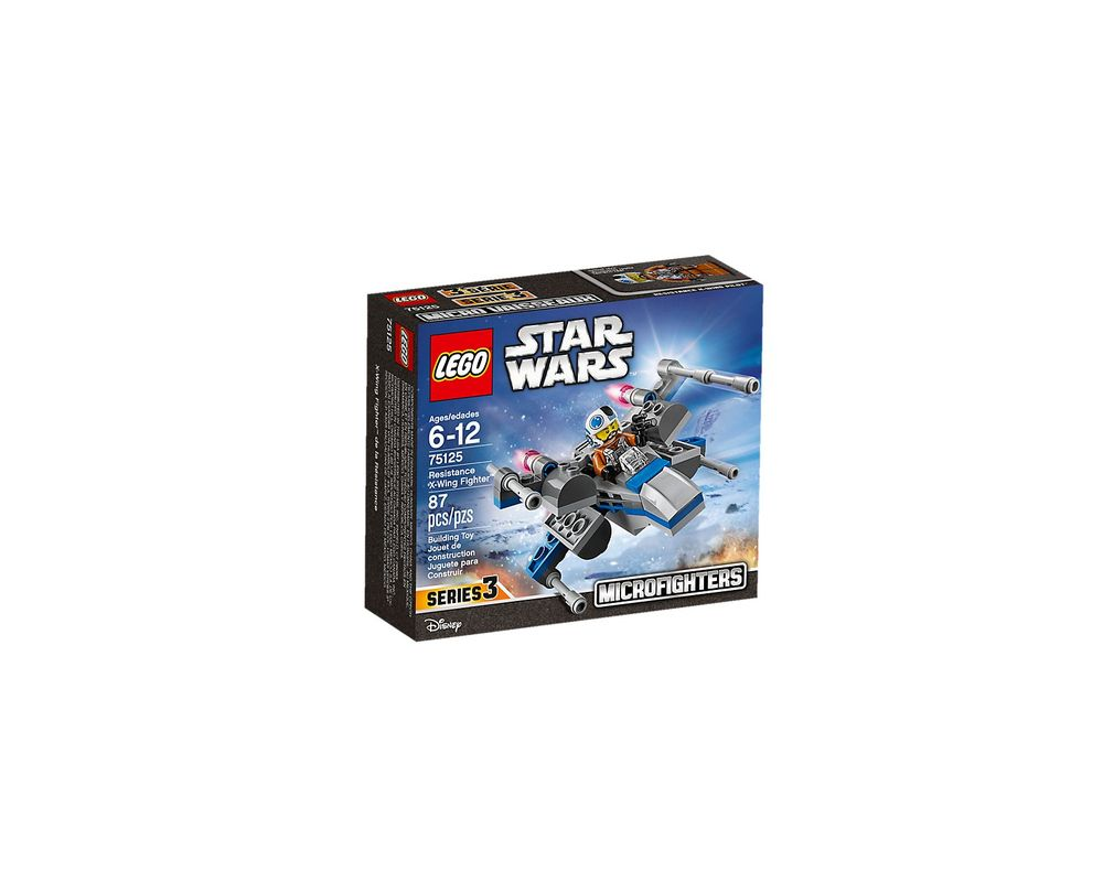 LEGO Set 75125-1 Resistance X-Wing Fighter