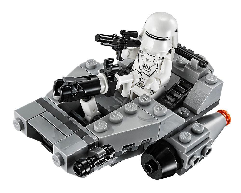 LEGO Set 75126-1 First Order Snowspeeder