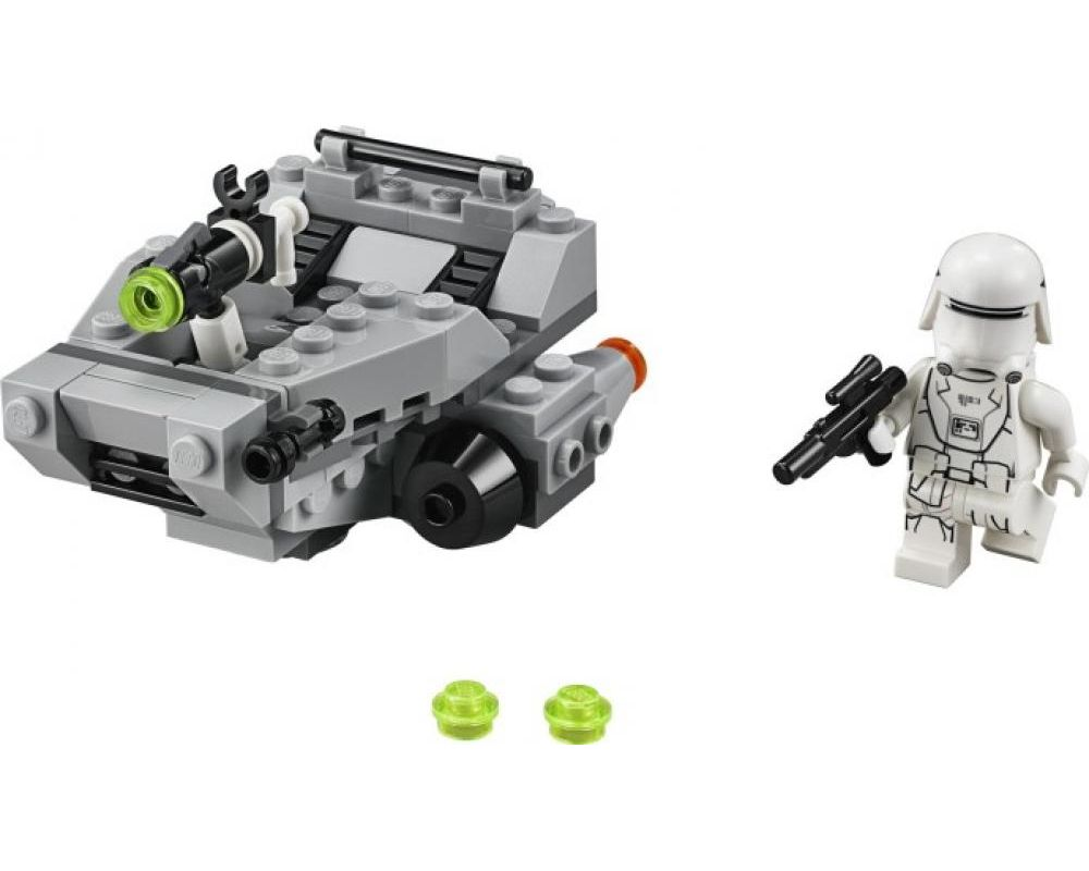 LEGO Set 75126-1 First Order Snowspeeder (LEGO - Model)