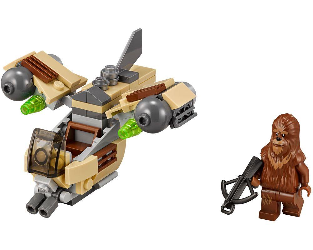 LEGO Set 75129-1 Wookiee Gunship (LEGO - Model)