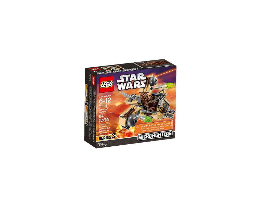 LEGO Set 75129-1 Wookiee Gunship