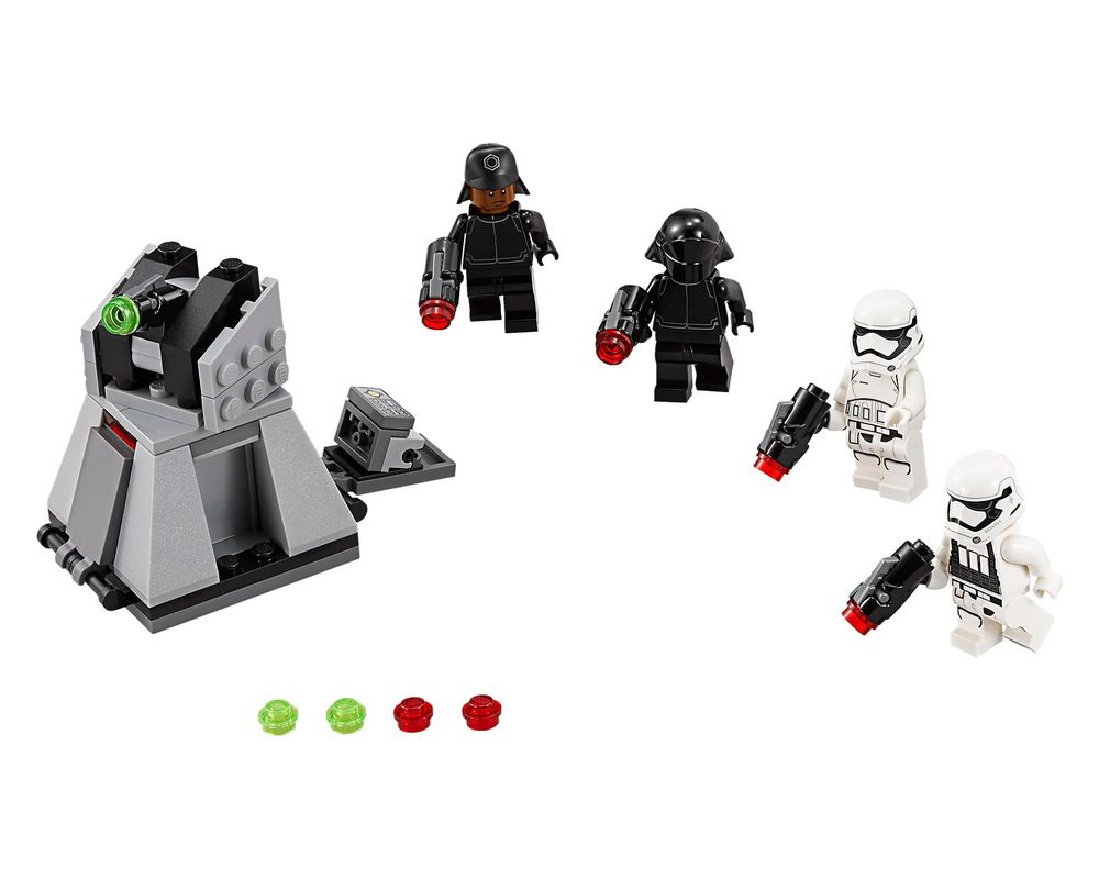 LEGO Set 75132-1 First Order Battle Pack