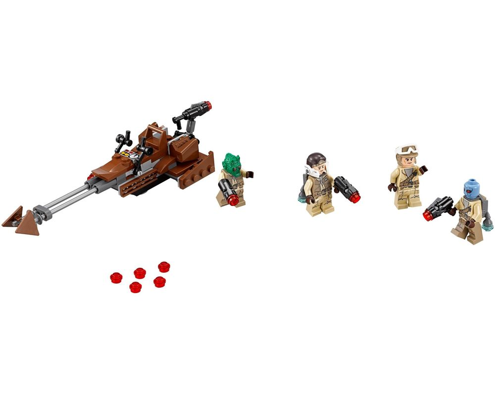 LEGO Set 75133-1 Rebel Alliance Battle Pack (Model - A-Model)