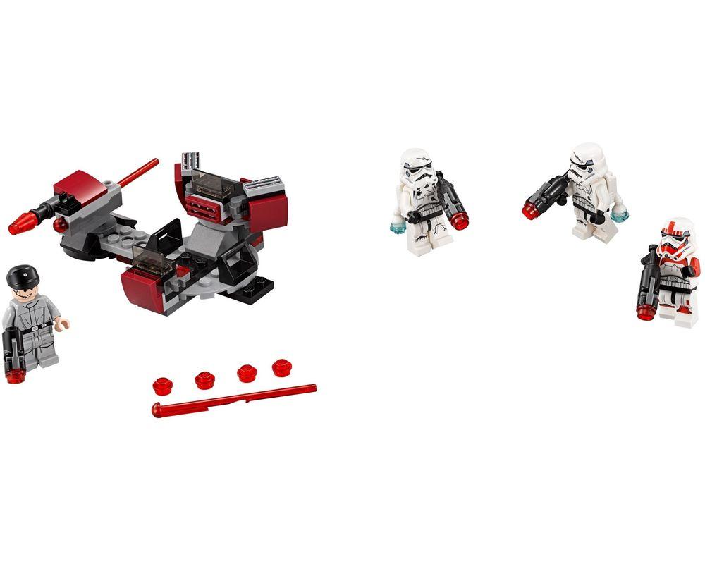 LEGO Set 75134-1 Galactic Empire Battle Pack (LEGO - Model)