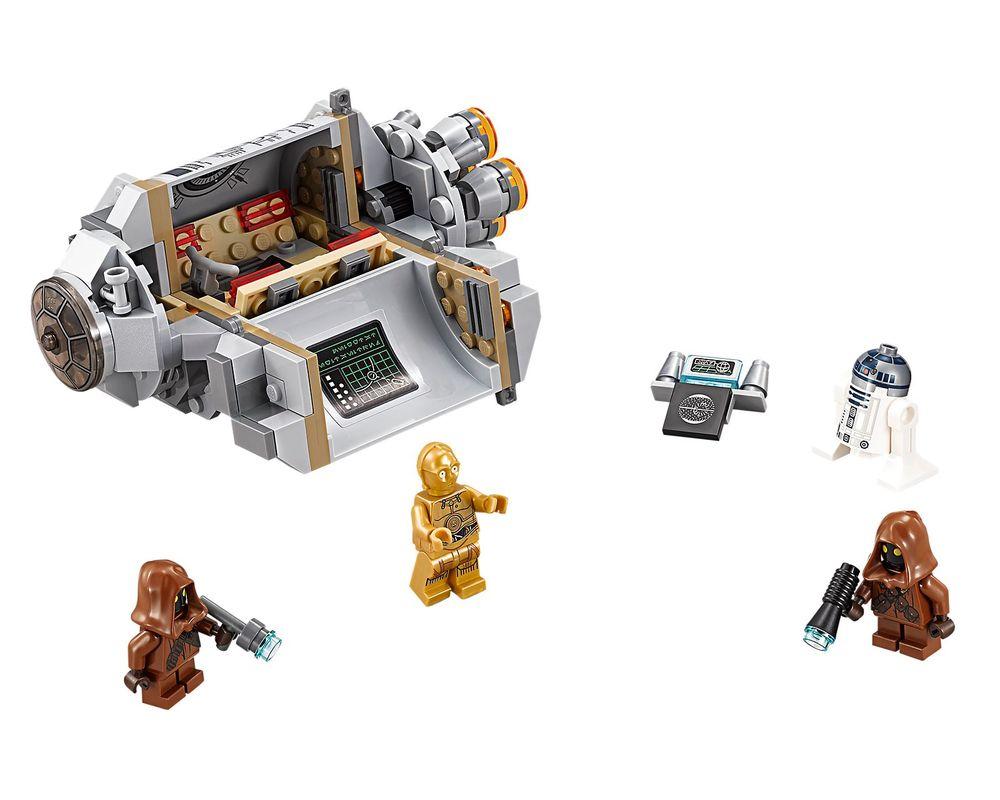 LEGO Set 75136-1 Droid Escape Pod (Model - A-Model)