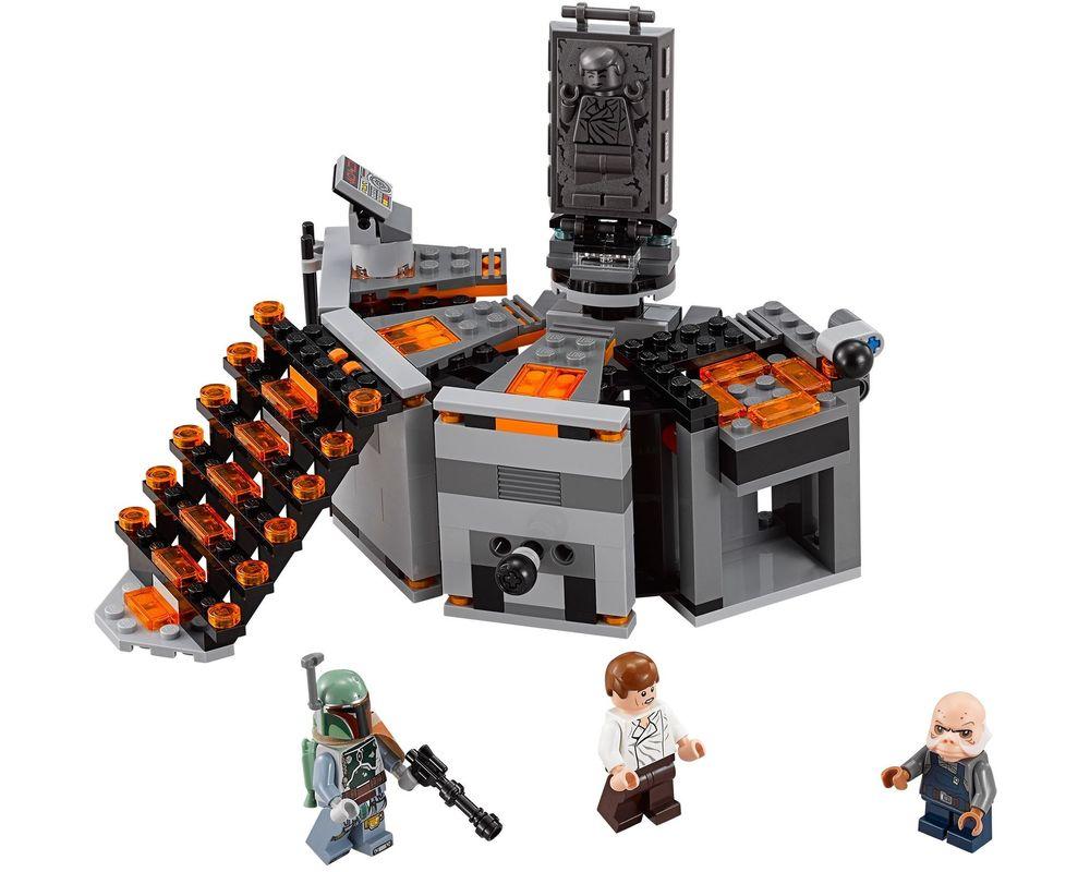 LEGO Set 75137-1 Carbon-Freezing Chamber (LEGO - Model)