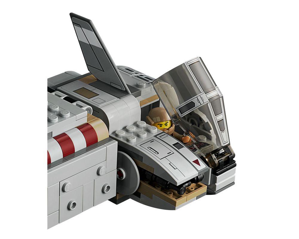 LEGO Set 75140-1 Resistance Troop Transporter