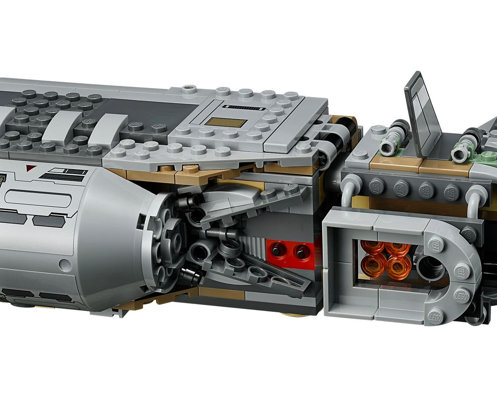 LEGO Set 75140-1 Resistance Troop Transporter
